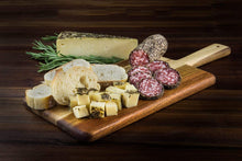 Load image into Gallery viewer, Villa Acacia Wooden Serving Board and Cheese Board, Modern Design - 17 x 7 Inch