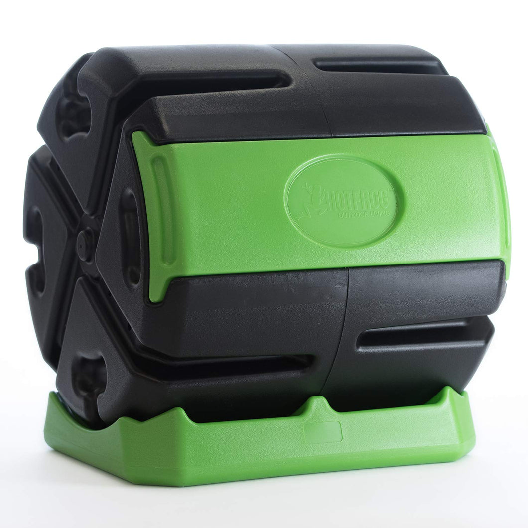 37-Gallon Recycled Plastic Compost Tumbler