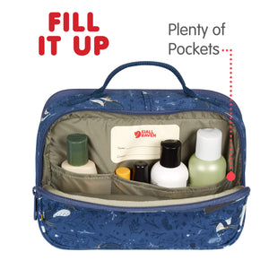 Toiletry Bag for Everyday Use and Travel