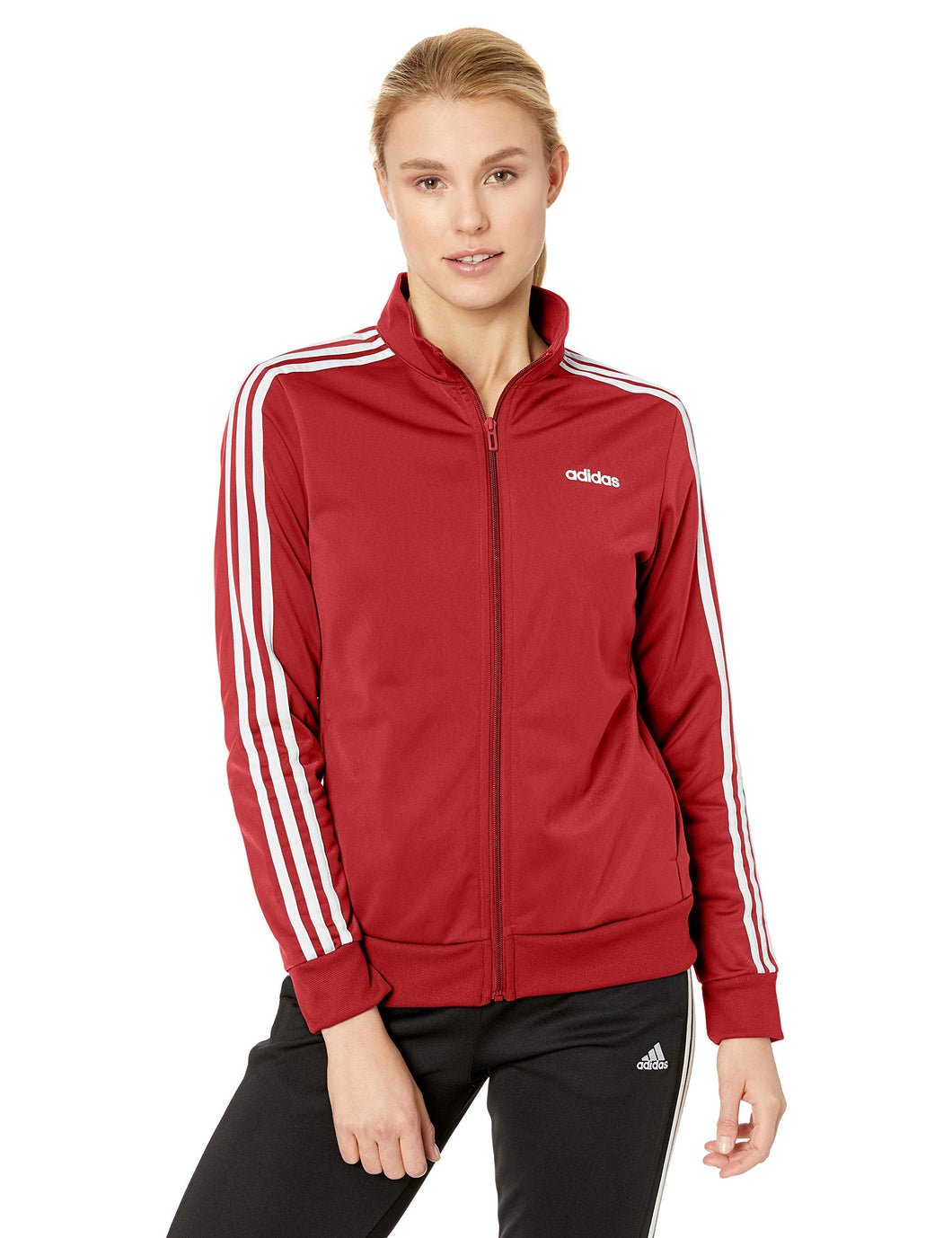 adidas Essentials 100% Recycled Tricot Track Jacket