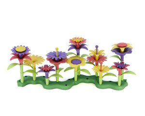 Green Toys Build-a-Bouquet Stacking Set, Assorted Colors