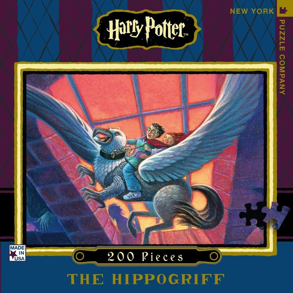 Harry Potter - The Hippogriff - 200 Piece Jigsaw Puzzle