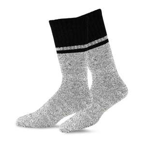 Heavy Weight Recycled Cotton Thermal Boot Socks  4 Pairs