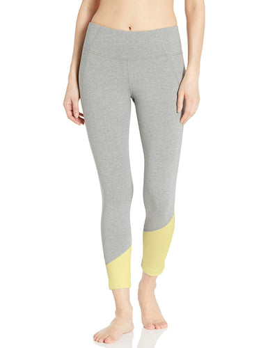Organic Cotton Yoga Capri Crop Pant with Hidden Pocket