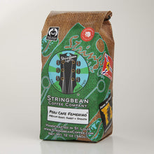 Load image into Gallery viewer, Cafe Femenino Peru Coffee, Fair Trade Certified, Organic, Two 12 Ounce Bags