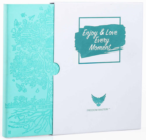 2020 Deluxe Law of Attraction Life Planner -  Weekly Goal Planner, Organizer & Gratitude Journal + Planner Stickers