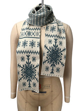 Load image into Gallery viewer, Recycled Cotton Sweater Knit Fashion Scarf