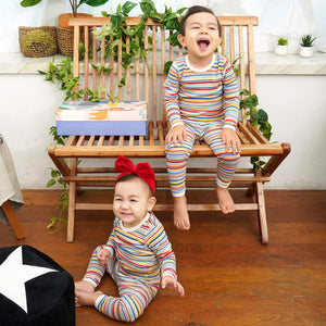 Buddy Tee&Pant Pajama Set with Security Doll