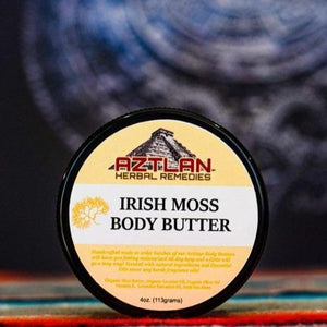 Irish Moss Body Butter 4oz