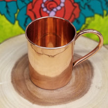 Load image into Gallery viewer, Copper Mug 16oz (100% copper)