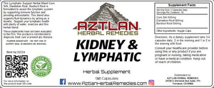 Kidney/Lymph Cleanse Capsules