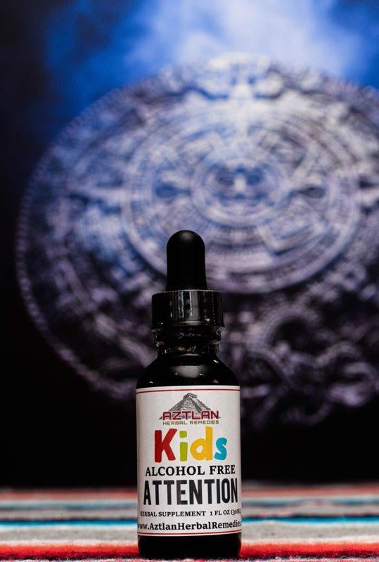 Kids Attention Plus 1oz