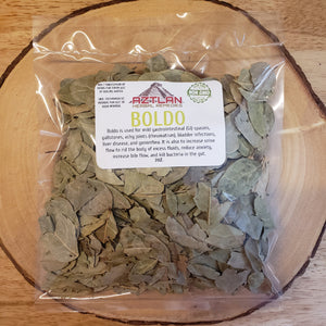 Boldo Leaves 3oz