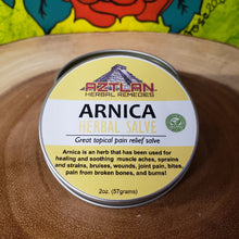Load image into Gallery viewer, Arnica Salve (2oz)