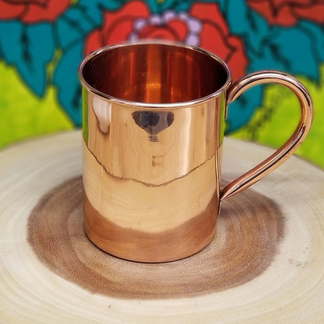 Copper Mug 16oz (100% copper)