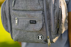 7 Features You Never Knew You Wanted In a Baby Backpack