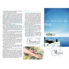 Load image into Gallery viewer, Aqua Cell IONIC DETOX Foot Bath