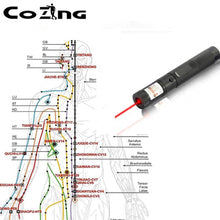 Load image into Gallery viewer, ELECTRONIC ACUPUNCTURE LASER PEN for Meridian Energy Physiotherapy [650nm]