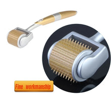 Load image into Gallery viewer, Titanium 192 Needle Professional Derma Roller- Certified
