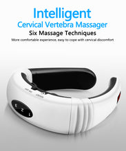 Load image into Gallery viewer, Electric Pulse Myostimulator  with Far Infrared Heating for Neck Physiotherapy