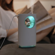 Load image into Gallery viewer, Natures Songbirds Ultrasonic Aromatherapy- 400ml Essential Oil Diffuser with USB