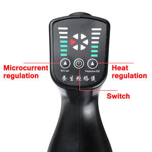 Electronic Infrared Meridian Bio Microcurrent Massage Comb