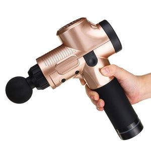 4000r/min LED Pain Therapy Sport Massage Gun