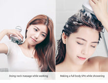Load image into Gallery viewer, 3D Waterproof Electric Head Massager & Wireless Scalp & Body Massage