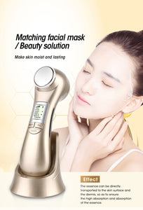 5 in 1 Anti-Aging Face Lift Beauty Device