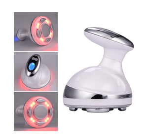 RF Cavitation  +  Ultrasonic Slimming & Anti Cellulite Beauty Device