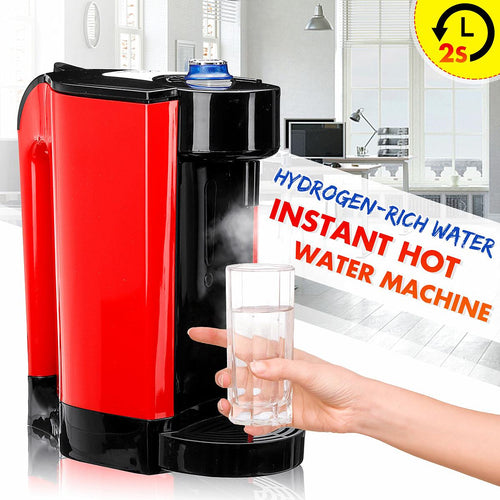 3L 220V Hydrogen Water Generator /Alkaline Water Dispenser for Instant Hot Hydrogen Water