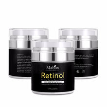 Load image into Gallery viewer, Mabox 2.5% Retinol  with Hyaluronic Acid, Vitamin E  & Collagen 50ml