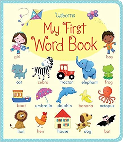 My First Word Books