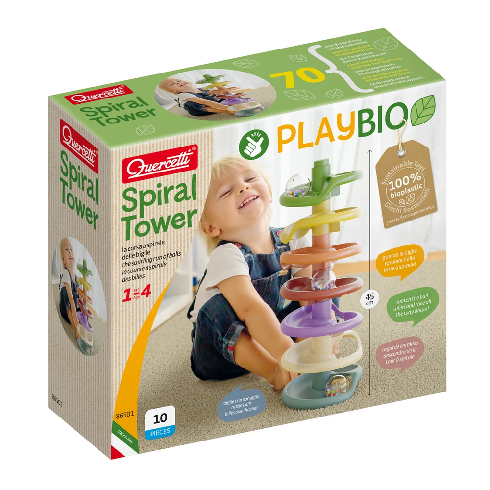 BIO Spiral Tower Play