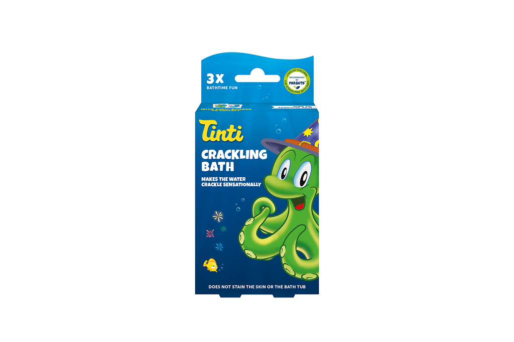 Crackling Bath 3 Pack