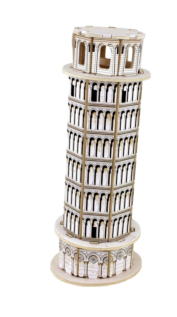Leaning Tower of Pisa 3D wood puzzle