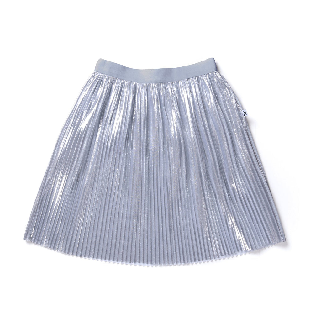Luxe Skirt - Silver