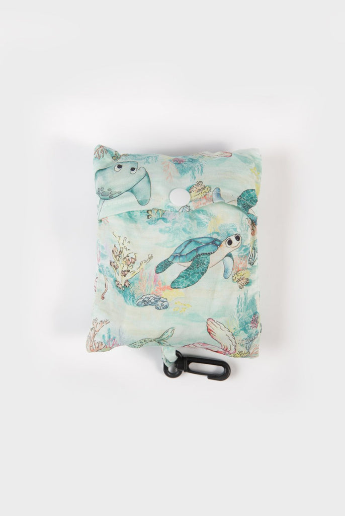 Little Elliot Island Shopper Bag
