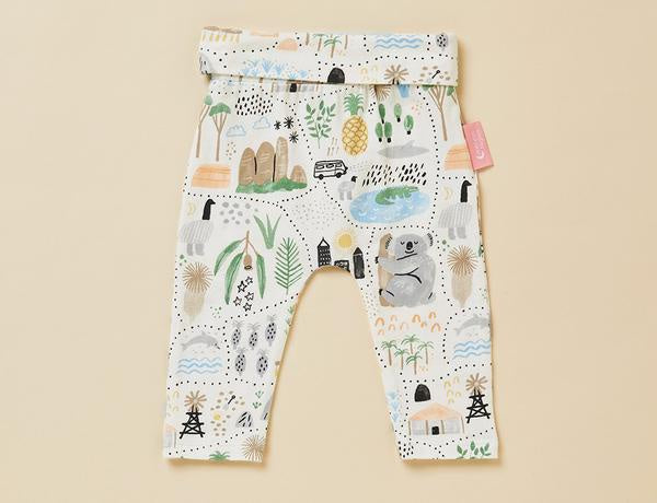 Big - Adventures Baby Yoga Legging