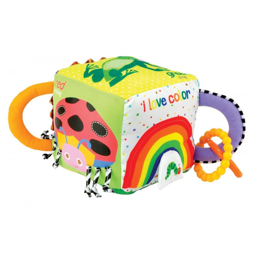 Hungry Caterpillar Soft discovery learning cube