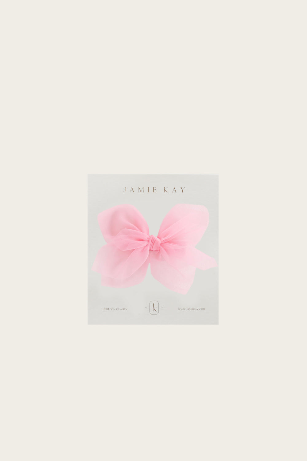 Fairy Bows - Light Pink