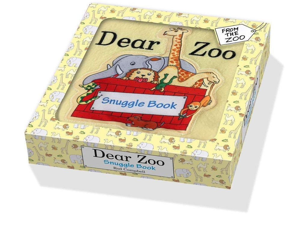 Dear Zoo Cloth Book