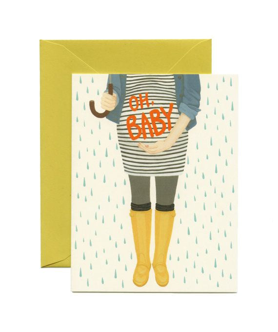 Oh Baby Shower