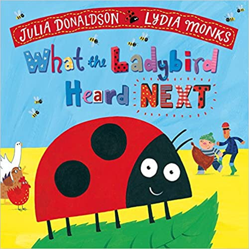What the Ladybird Heard Next (PB edition)