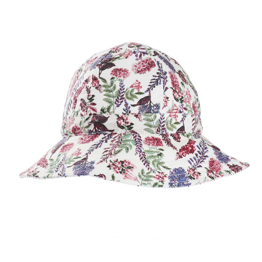 Wisteria Floppy Hat