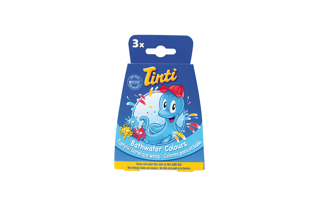 Tinti Bath Water Colours 3 Pack