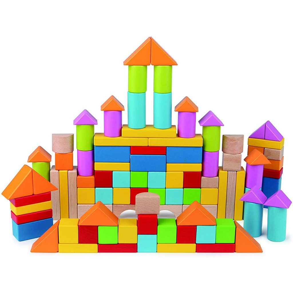 Wonderful Blocks (101 pcs)