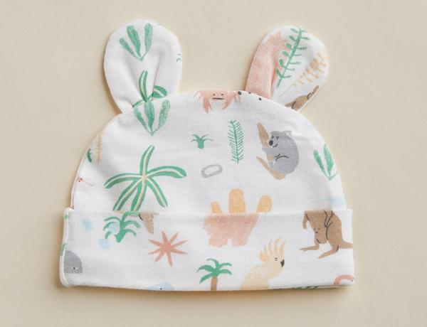 OUTBACK DREAMERS - GIFT PACK (BABY HAT & LONG SLEEVE BODYSUIT)