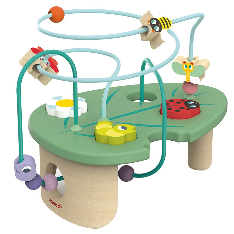 Caterpillar & Co Looping Bead Toy