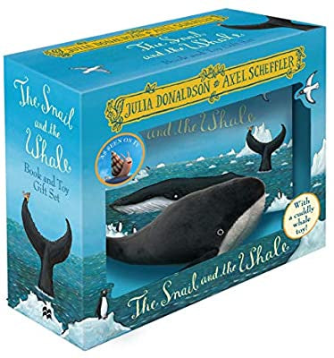 Snail and the Whale (Book and Toy Gift Pack)